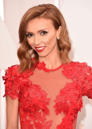 Giuliana Rancic - 2015 Academy Awards in Hollywood