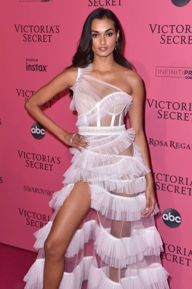 Gizele Oliveira – 2018 Victoria's Secret Fashion Show After Party in NY