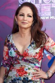 Gloria Estefan - On Your Feet! A New Musical Press Night in London