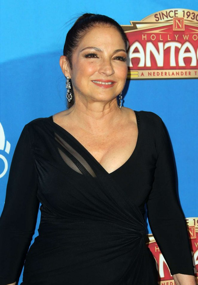 Gloria Estefan - 'On Your Feet' Premiere in Hollywood