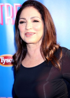 Gloria Estefan - Opening Night of Waitress at The Brooks Atkinson Theatre in NY
