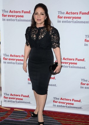 Gloria Estefan - The Actors Fund 2016 Gala in New York