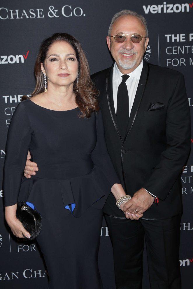 Gloria Estefan - Tribute to Hispanic Achievements in Television 2016 in NY