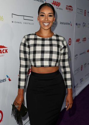 Gloria Govan - HollyRod Foundation's 2016 DesignCare Gala in Pacific Palisades
