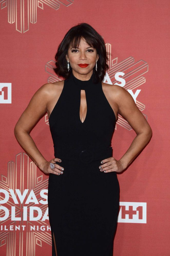 Gloria Reuben - 2016 VH1's Divas Holiday: Unsilent Night in NY