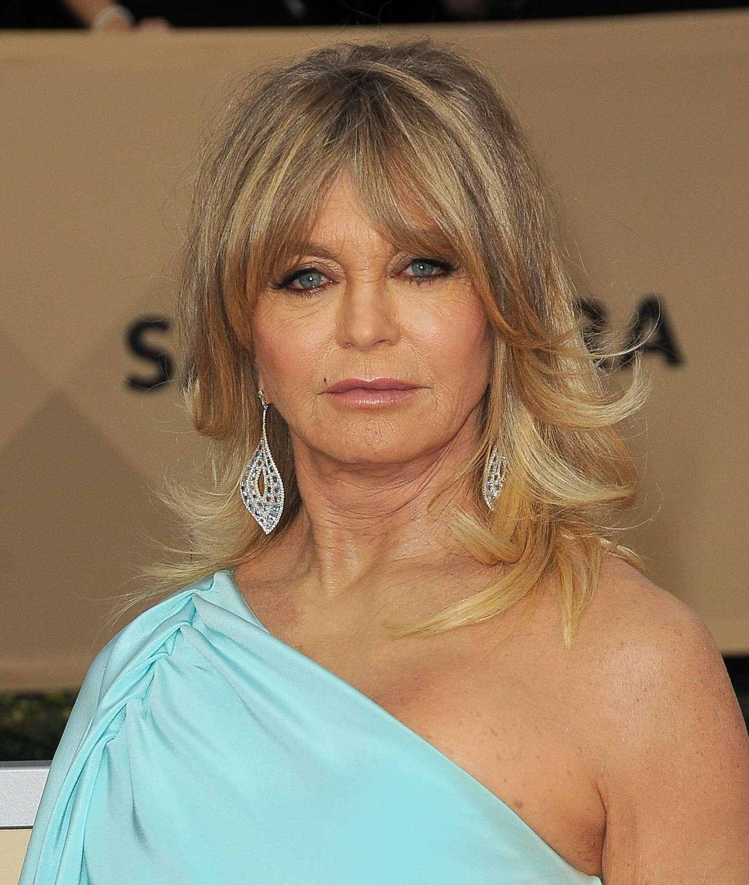 Goldie Hawn Hairstyles Topsimages