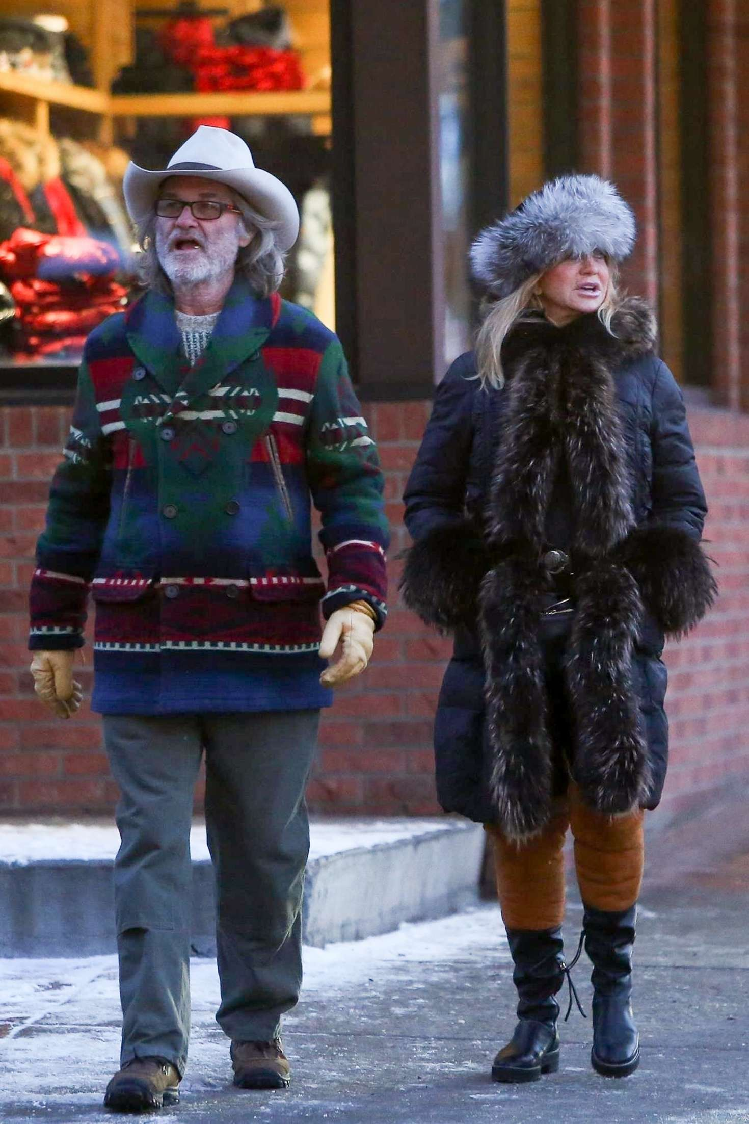 Goldie Hawn 2019 : Goldie Hawn and Kurt Russell: On New Years Day -03