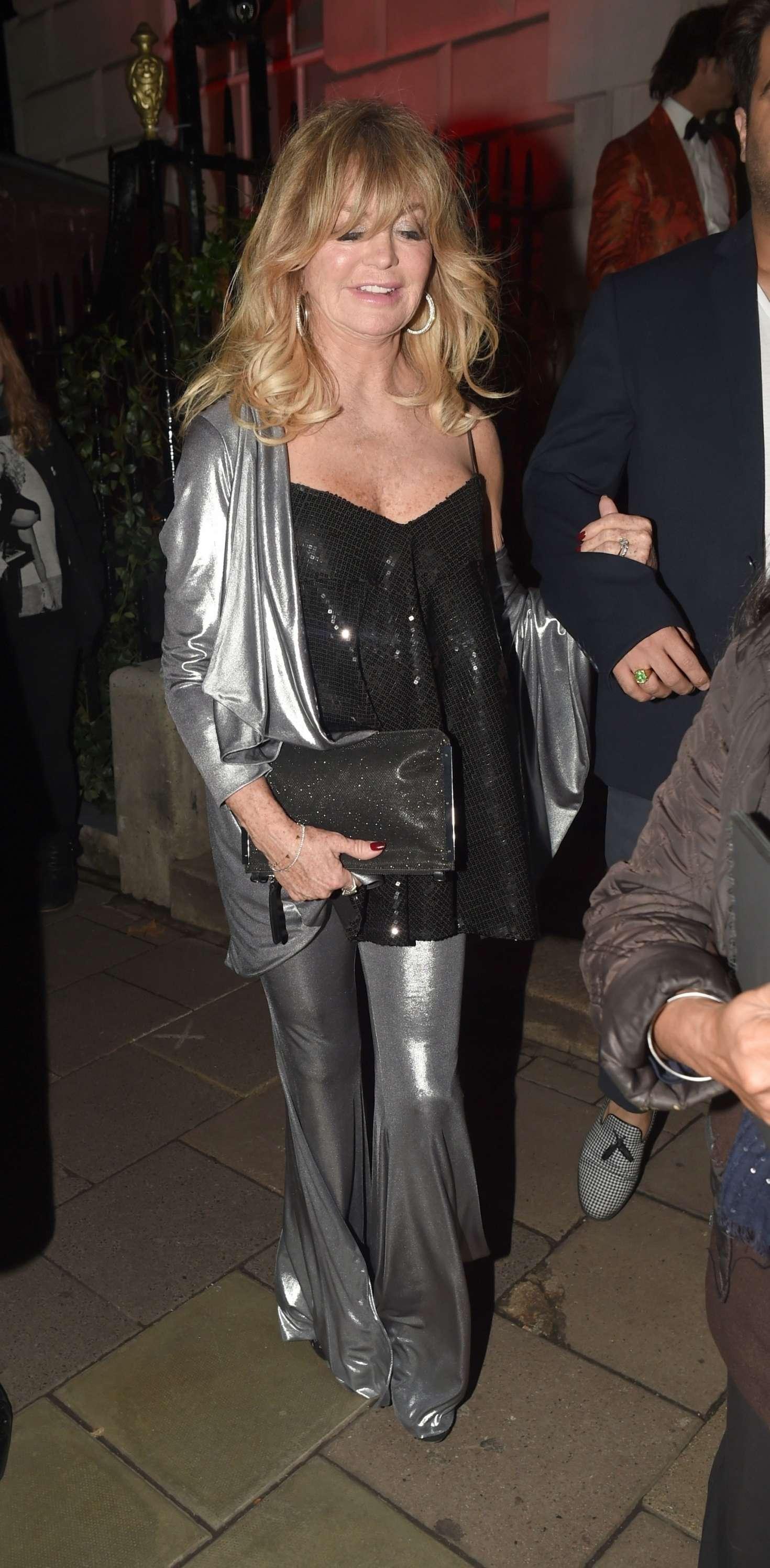 Goldie Hawn 2018 : Goldie Hawn: Goldies Love in Charity Fundraiser -07
