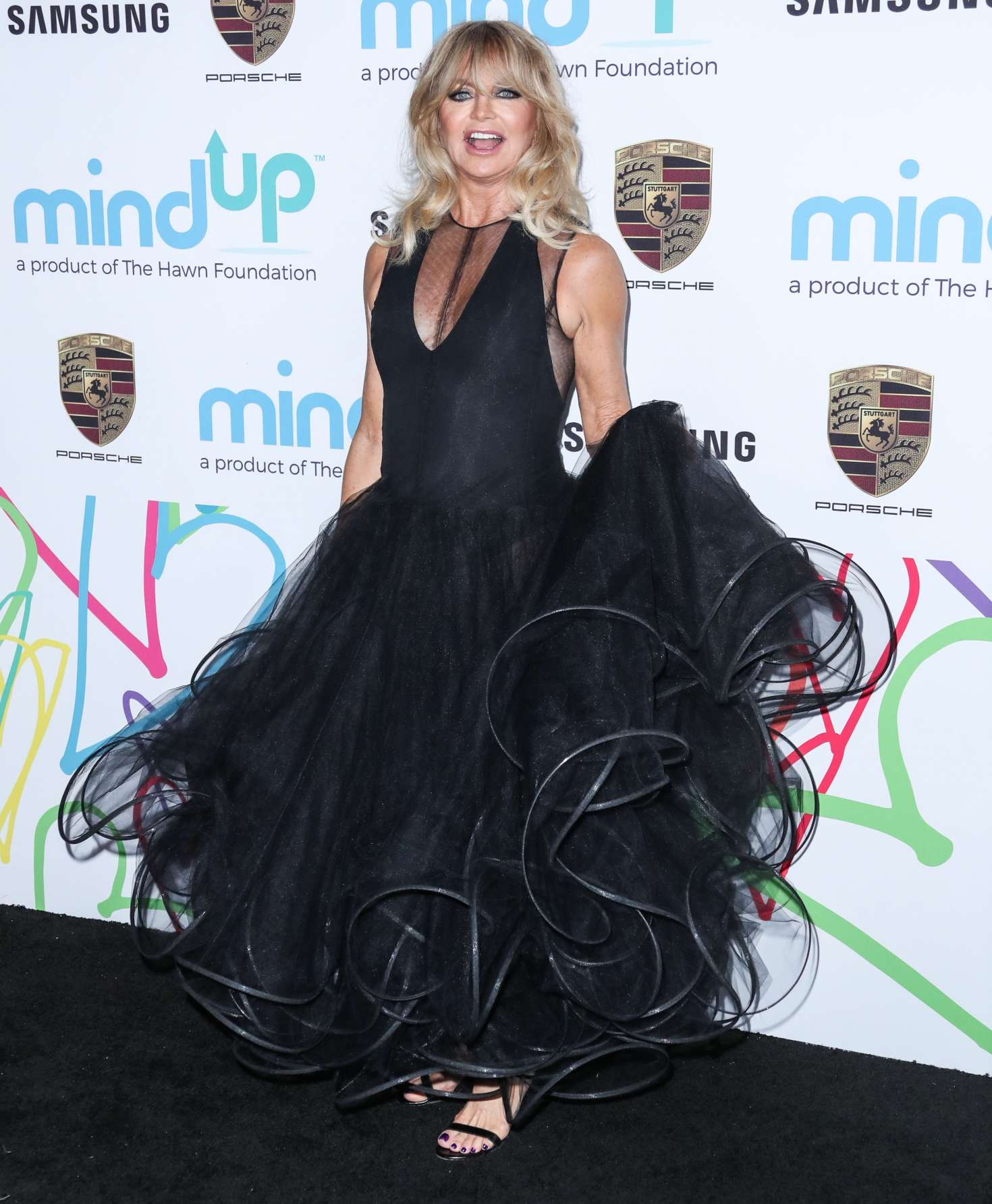 Goldie Hawn - 'Goldie's Love In For Kids' Event in Los Angeles