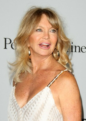 Goldie Hawn - Launch of The Parker Institute for Cancer Immunotherapy in LA
