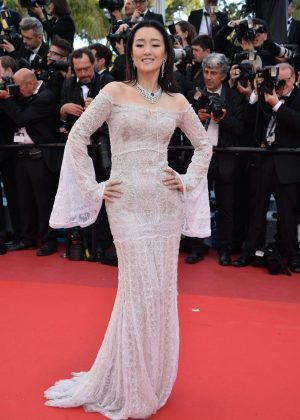 Gong Li - 'Cafe Society' Premiere at 2016 Cannes Film Festival