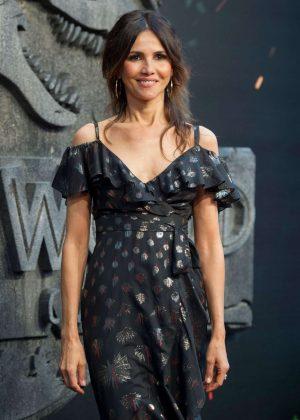 Goya Toledo - 'Jurassic World: Fallen Kingdom' Premiere in Madrid