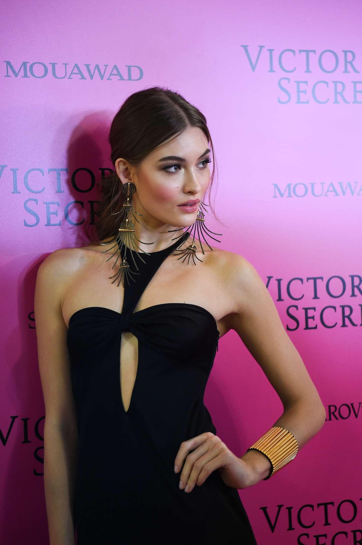 Grace Elizabeth - 2017 Victoria's Secret Fashion Show After Party in Shanghai