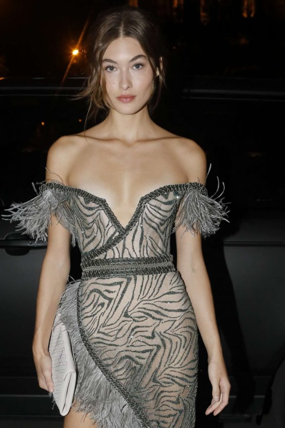 Grace Elizabeth - Business Of Fashion 500 Gala #BoF500 in Paris