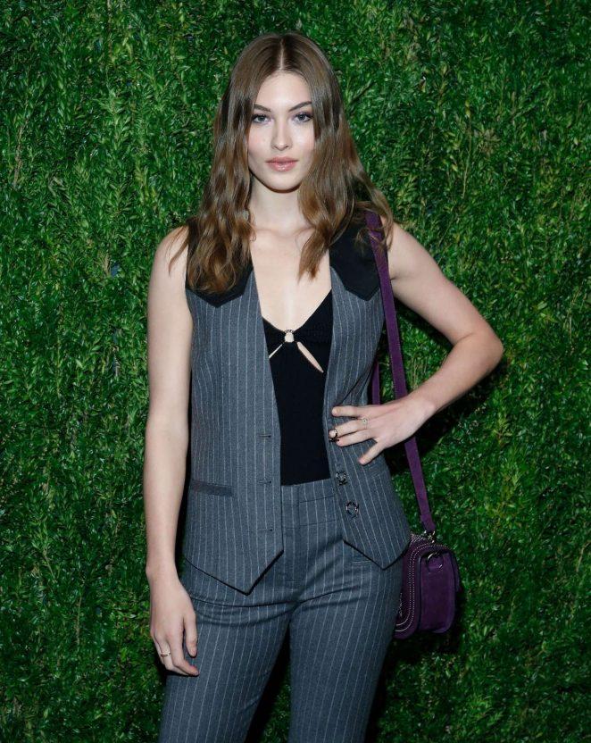 Grace Elizabeth - CFDA/Vogue Fashion Fund 15th Anniversary Event in Brooklyn