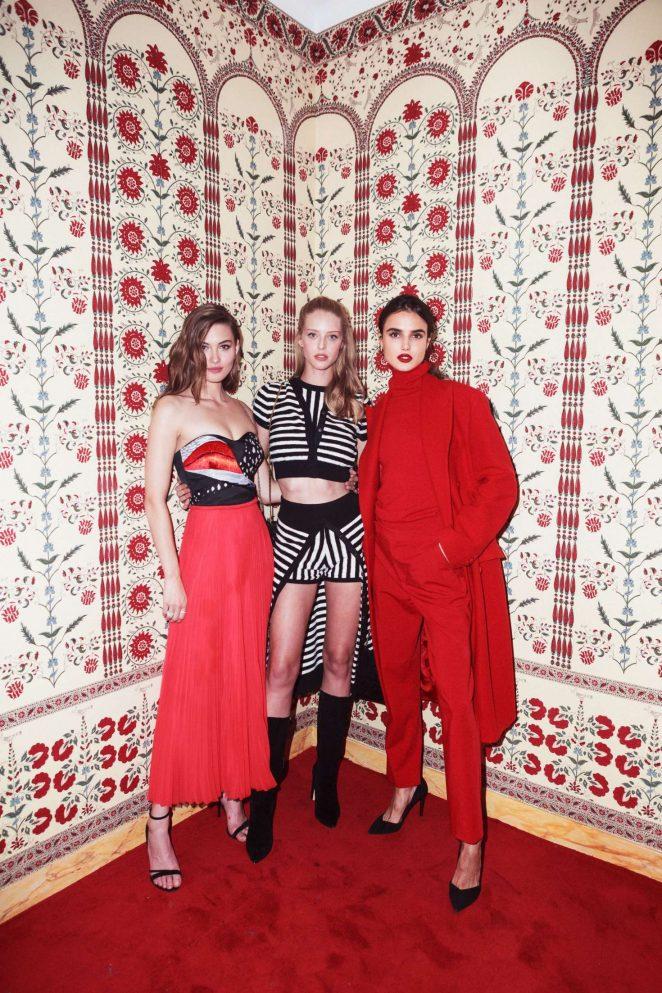 Grace Elizabeth - CFDA Vogue Fashion Fund 'Americans in Paris Cocktail' in Paris