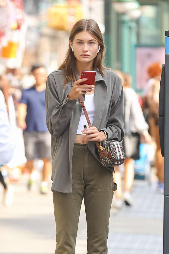 Grace Elizabeth - Out in NYC