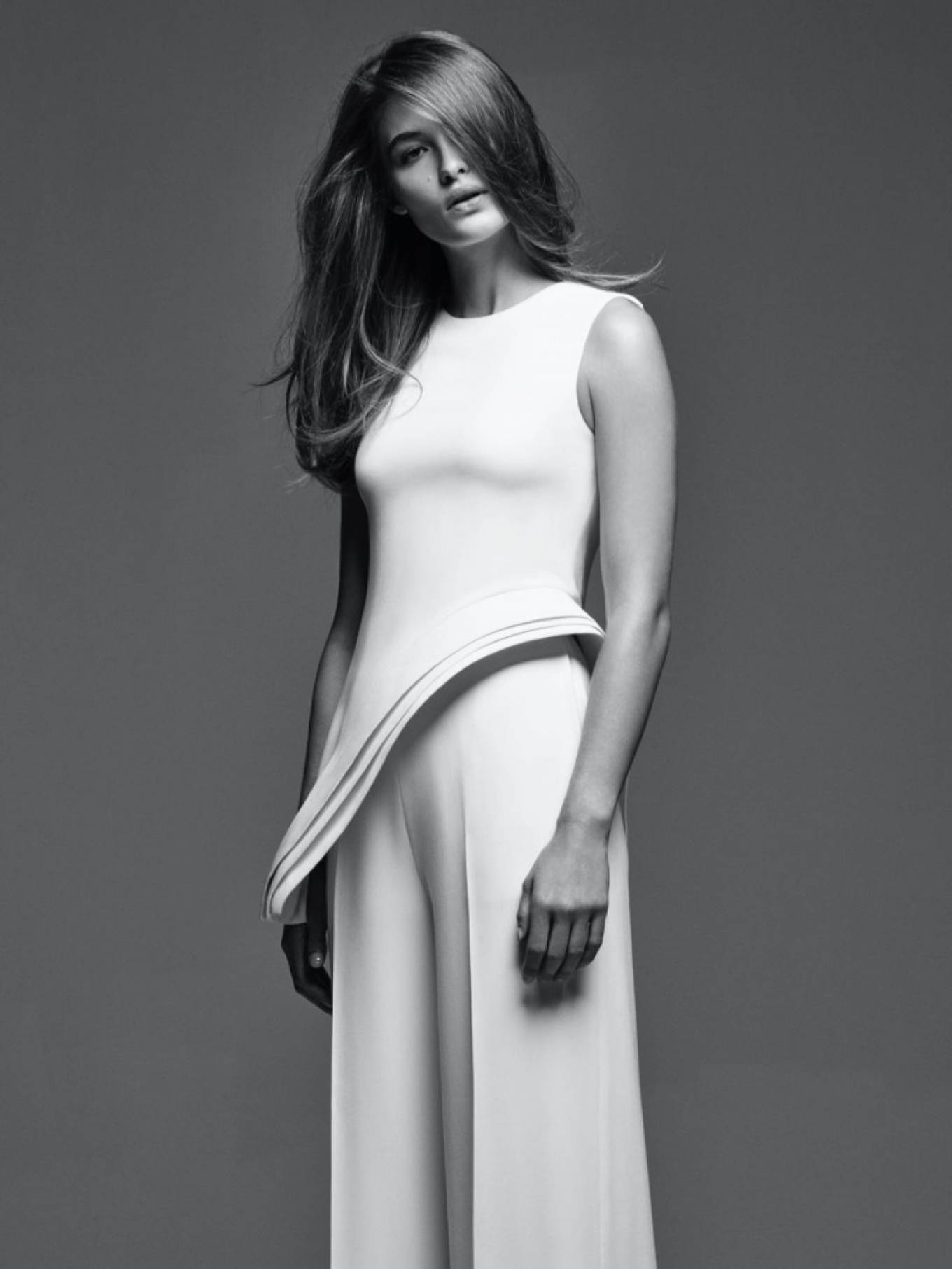 Grace Elizabeth - Photoshoot For Brandon Maxwell 2020