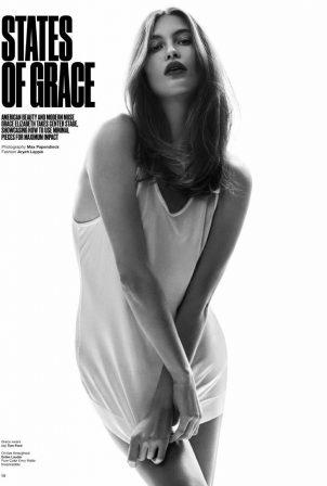 Grace Elizabeth - V Magazine (Spring 2021)