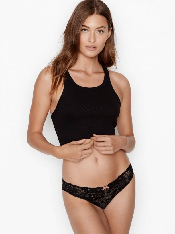 Grace Elizabeth - Victoria's Secret collection August 2020