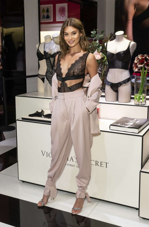 Grace Elizabeth 2019 : Grace Elizabeth – Victorias Secret Debut of the New Fall Collection in NY-04