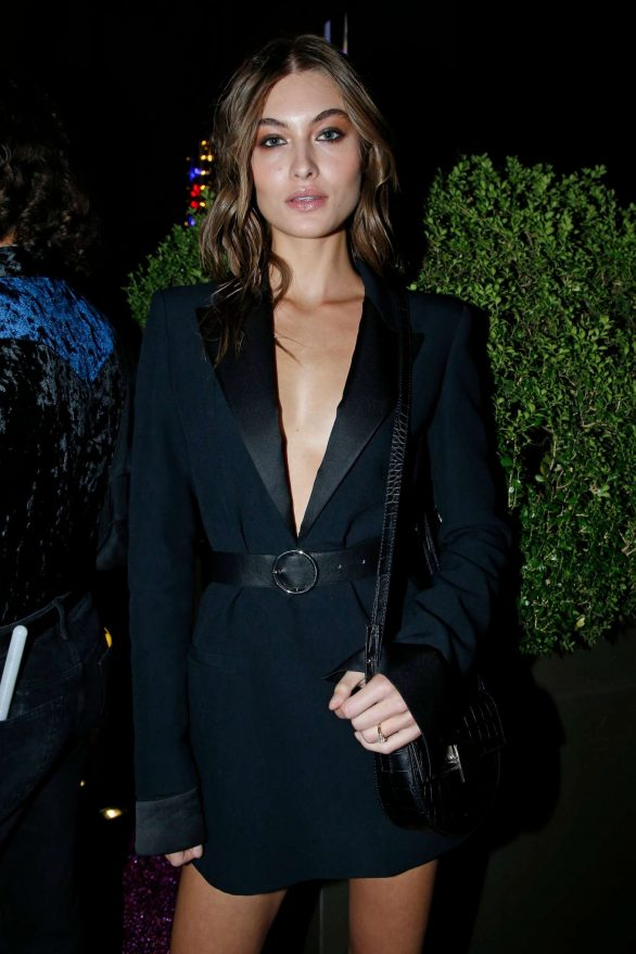 Grace Elizabeth - Vogue Japan 20th Anniversary Party SS 2020 at Milan Fashion Week