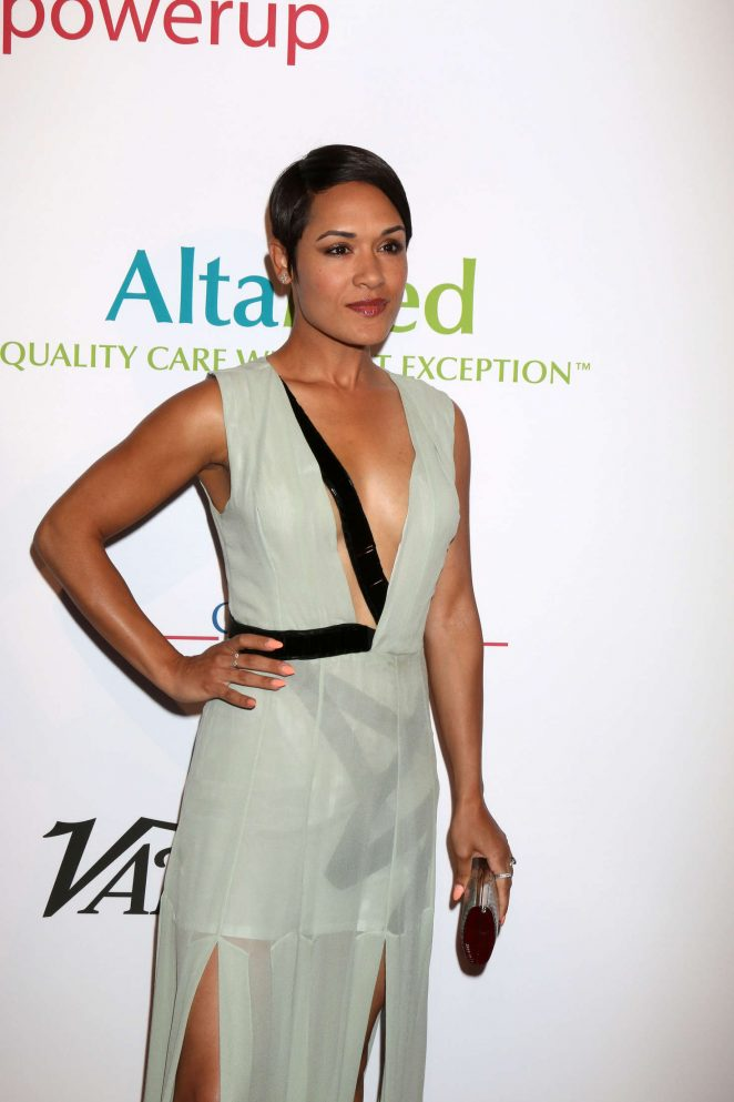 Grace Gealey - AltaMed Power Up We Are The Future Gala 2016 in Beverly Hills
