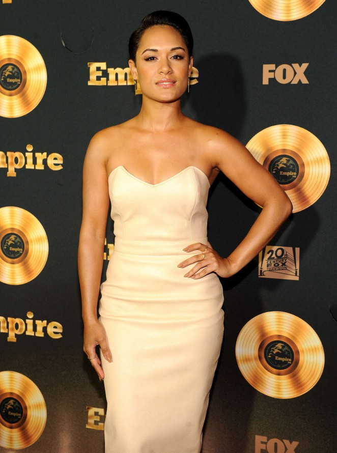 Grace Gealey - FOX's 'Empire' - A Performance Under the Stars in LA