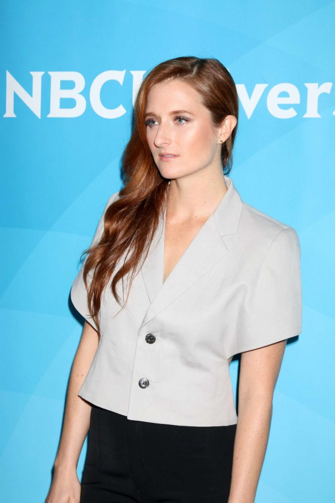 Grace Gummer - NBCUniversal's Summer Press Tour 2016 in LA