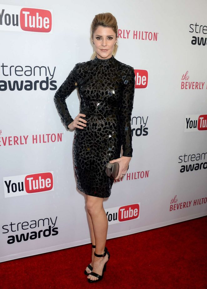 Grace Helbig - 2016 Streamy Awards in Beverly Hills