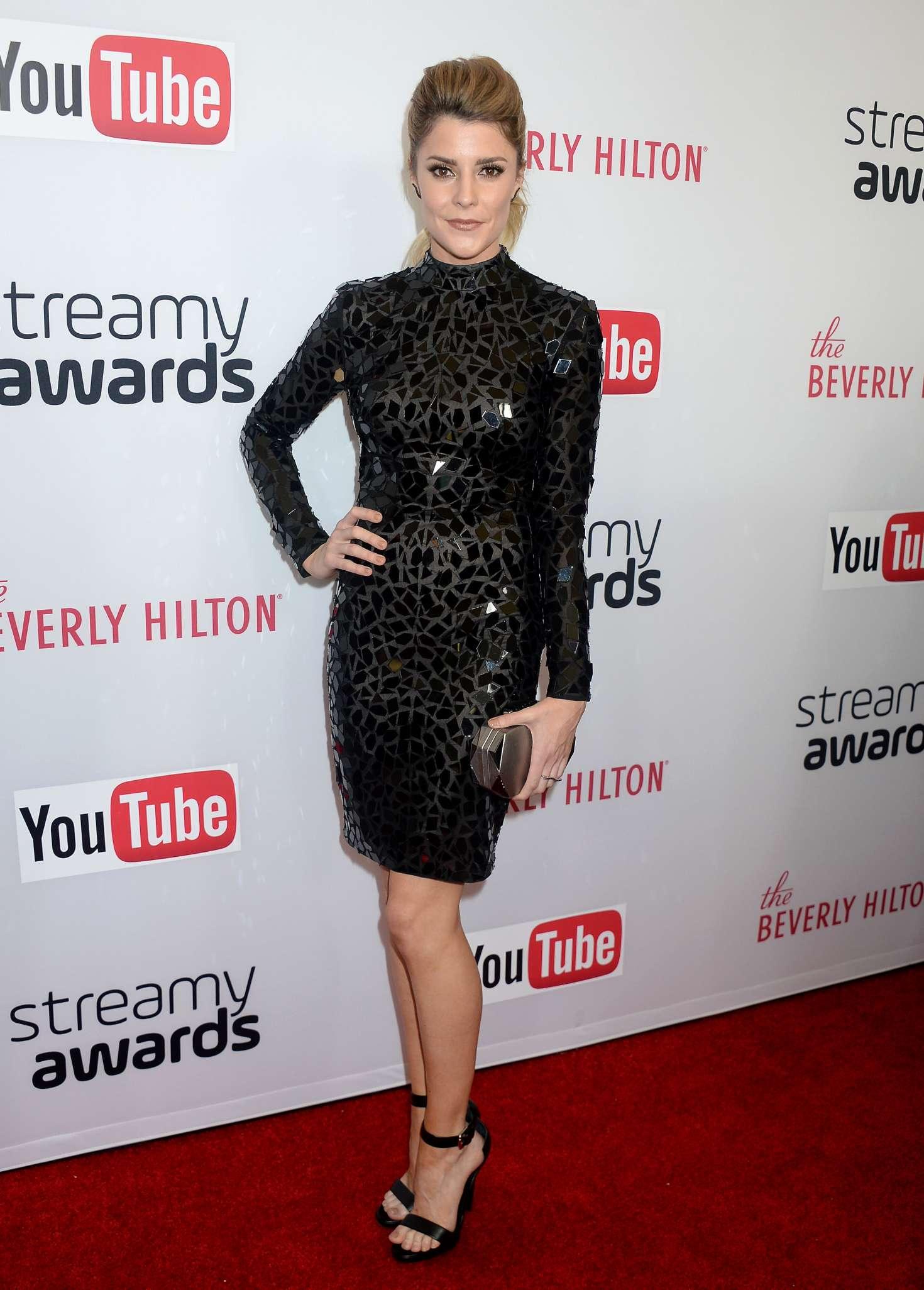 Grace Helbig 2016 Streamy Awards In Beverly Hills Gotceleb