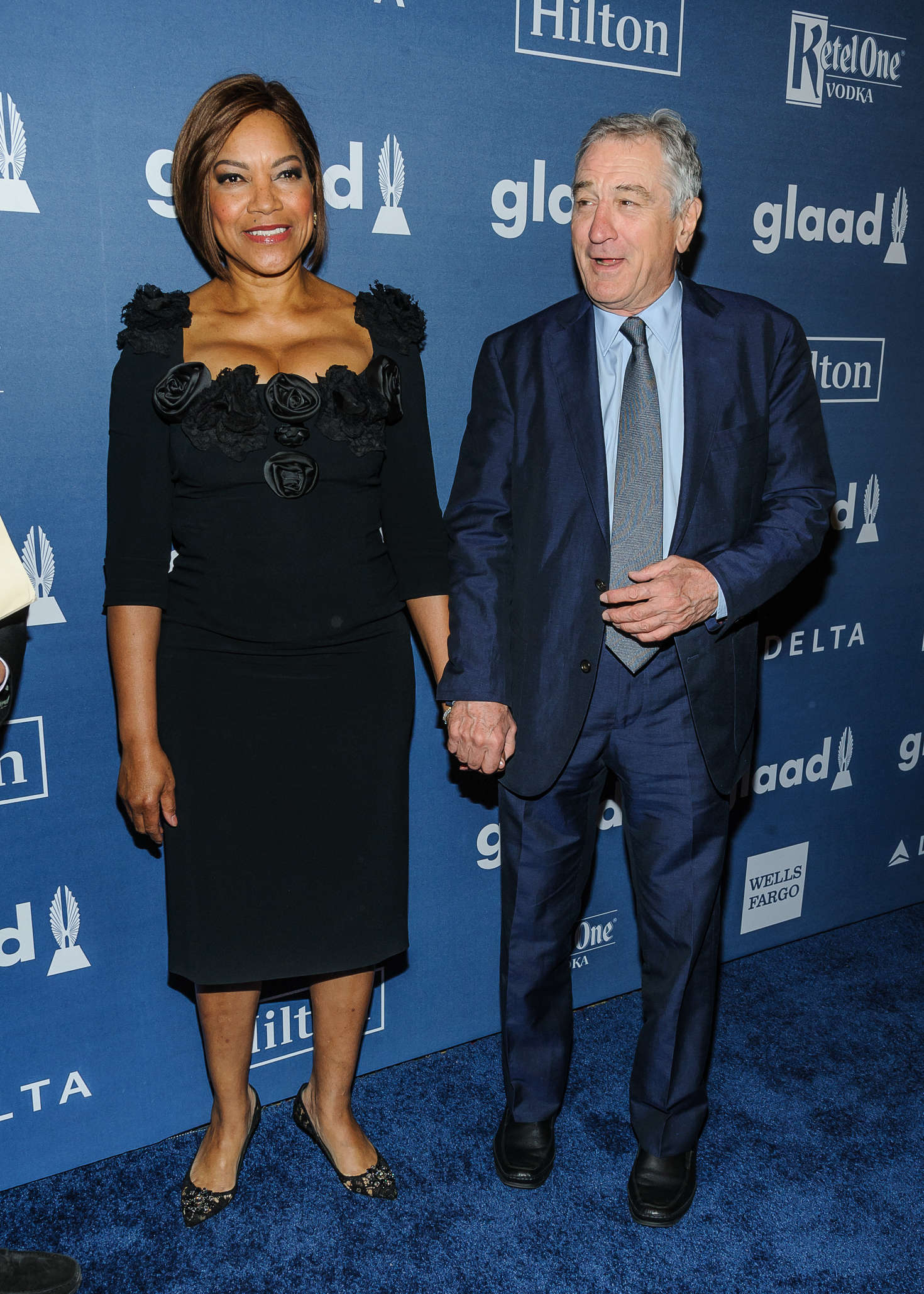 Share Your Story >> Grace Hightower – 2016 GLAAD Media Awards in NYC – GotCeleb