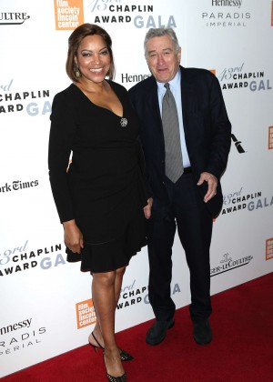 Grace Hightower - 43rd Annual Chaplin Award Gala in New York