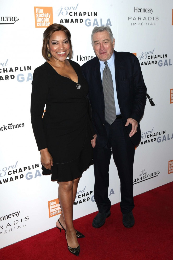 Grace Hightower - 43rd Annual Chaplin Award Gala in New York