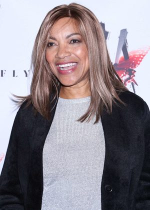 Grace Hightower - M. Butterfly Broadway Play Opening Night in NY