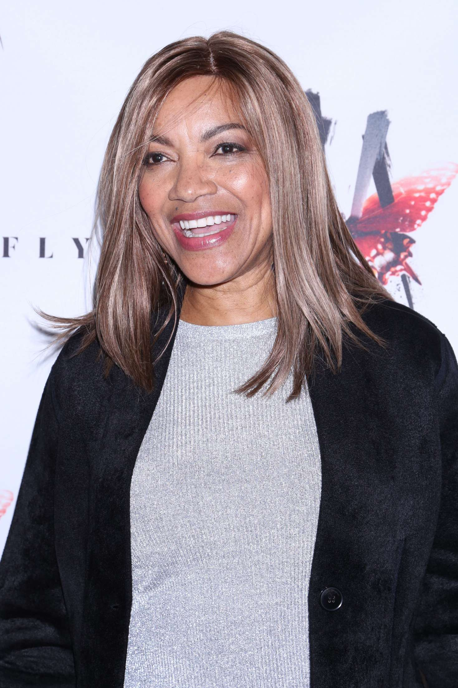Grace Hightower M Butterfly Broadway Play Opening Night