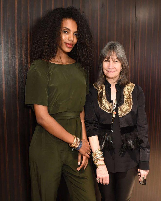 Grace Mahary – Barneys New York celebrates Sidney Garber Jewelry in NYC