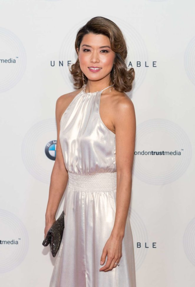 Grace Park – 2017 Annual Unforgettable Gala in Beverly Hills