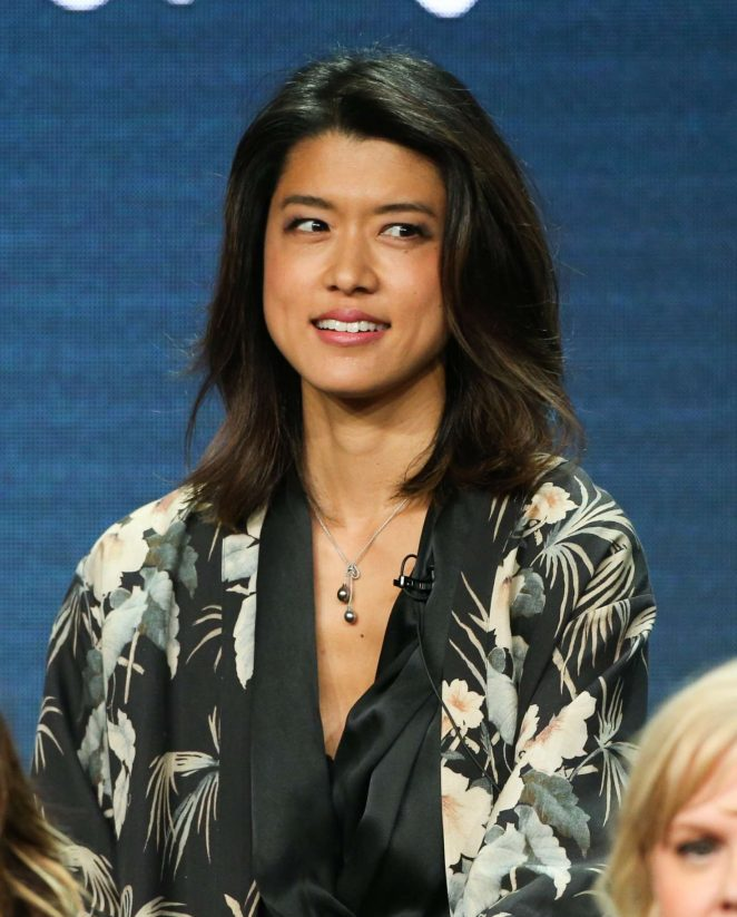 Grace Park – 'A Million Little Things' Panel at 2018 TCA Summer Press Tour in Los Angeles