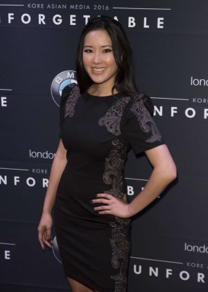 Grace Su - 15th Annual Unforgettable Gala in Los Angeles