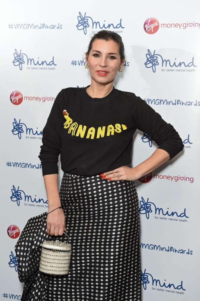 Grace Woodward - 2015 Mind Media Awards in London