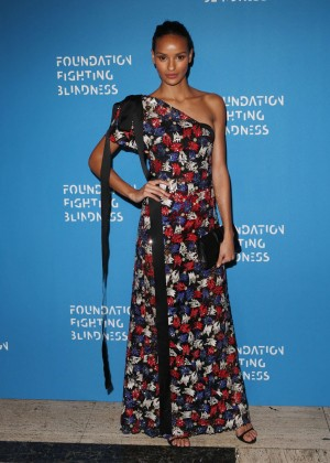 Gracie Carvalho - Foundation Fighting Blindness World Gala 2016 in New York