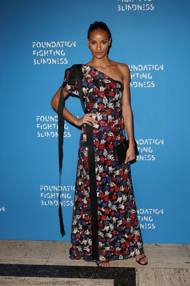 Gracie Carvalho – Foundation Fighting Blindness World Gala 2016 in New York