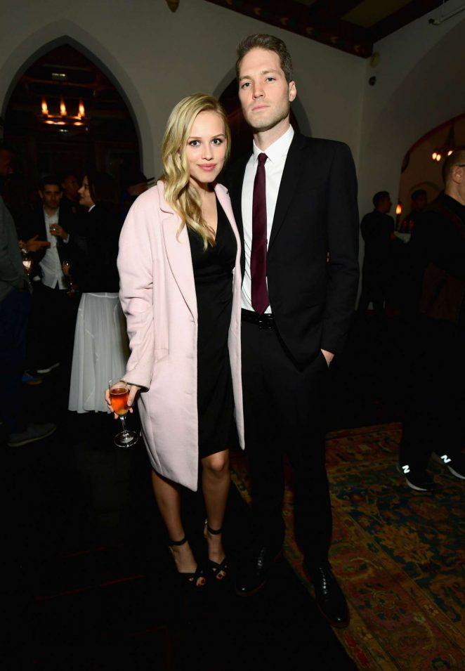 Gracie Dzienny - Vanity Fair and Focus Features Celebrate The Film 'Phantom Thread' in LA