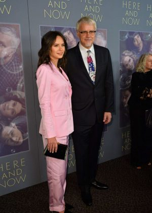 Gratiela Brancusi - 'Here and Now' Premiere in Los Angeles