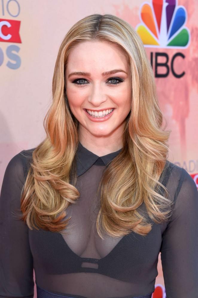 Greer Grammer  - 2015 iHeartRadio Music Awards in LA