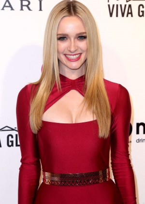 Greer Grammer - 2016 Elton John AIDS Foundation's Oscar Viewing Party in West Hollywood