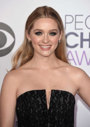 Greer Grammer - 41st Annual People's Choice Awards in LA