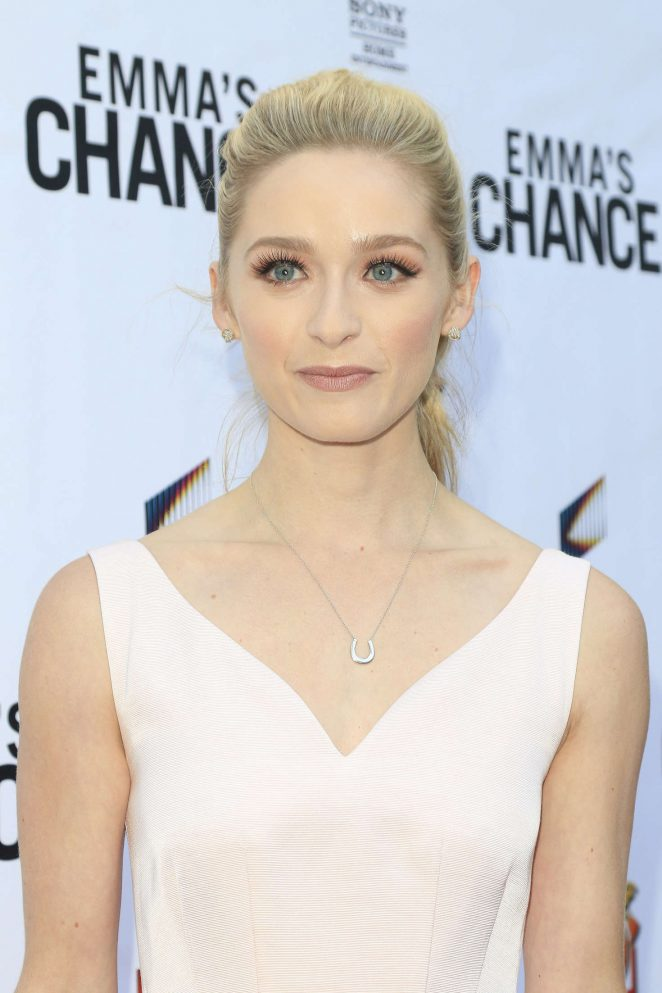 Greer Grammer - 'Emma's Chance' Premiere in Hollywood