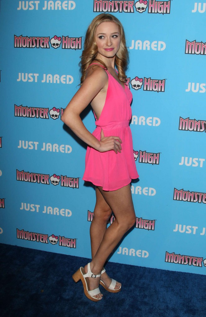 Greer Grammer - Just Jared's Throwback Thursday Party in LA